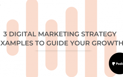3 Digital Marketing Strategy Examples to Guide Your Growth