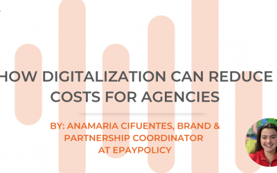 How Digitalization Can Reduce Costs For Agencies